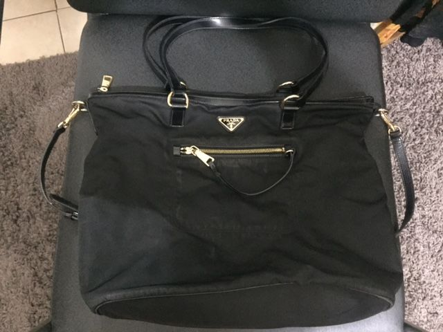 1efe3a8463 Prada — Shopper bag — *No minimum price* - Catawiki