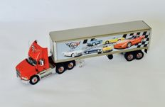 Franklin Mint - Scale 1/43 - Mack Corvette Trailer