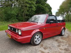 Volkswagen - Golf 1.8 72 kw Convertible - 1992