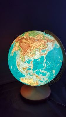 Columbus duo glass globe - Paul Oestergaard, large model