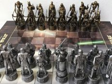 Star Wars chess set - Attack of the Clones
