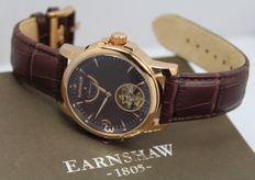 Thomas Earnshaw Mens Rose Gold Plated Automatic Watch - Unworn