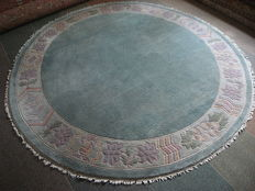 NEPAL beautiful, 2cm thick rug, 220cm