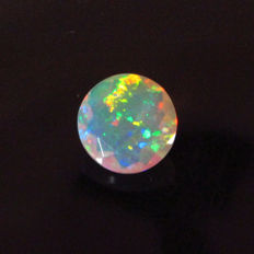 Faceted Opal - 1.24 Ct