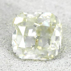 Diamant - 0.89 ct