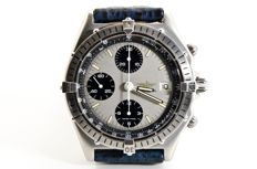 Breitling Chronomat Chronograph Grayos, men's wristwatch, no reserve price!