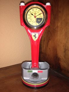 Ferrari clock - Piston/connecting rod - 21st century