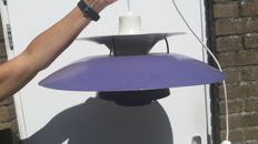 Poul Henningsen for Louis Poulsen - Purple ph5 pendant lamp