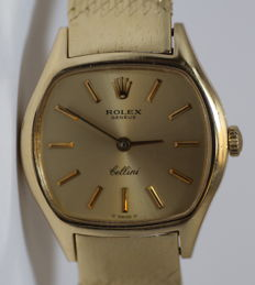 ROLEX CELLINI – Women's wristwatch, 1973