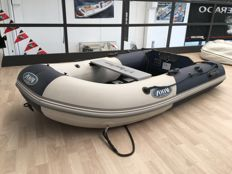 Zoom by Zodiac inflatable boat with Yamaha engine 2.5 hp