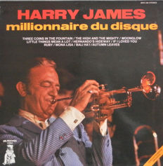 Trumpet & Clarinet and Melodies 22 LP's & 2 Double Albums - Harry James - Eddie Calvert - Kenny Ball - Acker Bilk - Artie Shaw - Pete Fountain and others.