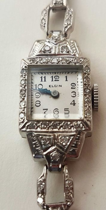 Elgin Watch Company - Női - 1901-1949