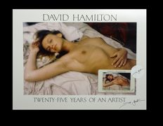 Photo; David Hamilton -Twenty five years of an Artist - 1994