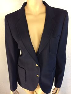Burberry's London - tailor fitted jacket as new.