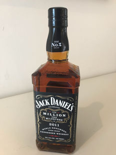 Jack Daniels 10 million cases bottled - very rare
