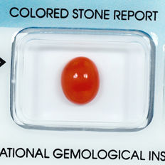 Fire opal – 1.71 ct No Reserve Price