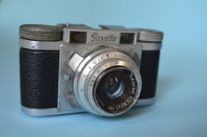 Analog camera 35 mm Brown Paxette - 1958