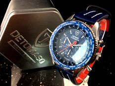 DETOMASO FIRENZE BLUE DEAL men's chronograph 2016.