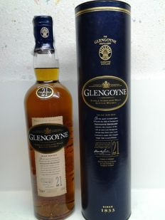 Glengoyne 21 Years Old (old version)