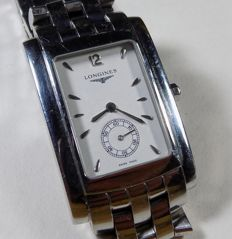 Longines S30 EFCO - Rectangle - Pure White - 1990's Dress - Men's Wristwatch