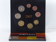 Portugal – Year pack 2007 in blister