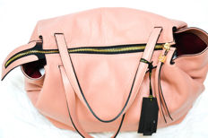 Gianni Chiarini – shoulder bag - 100% pink leather