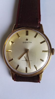 Zenith Stellina – Men's wristwatch – 1960s.