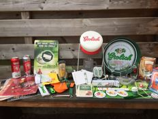 Large Grolsch collection - period 1975-2015
