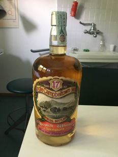 Springbank 1992 17 years old - magnum 1.5 L