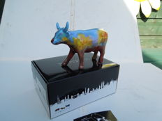 Cow Parade - Vaca do Cerrado - medium - porcelain