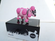 Cow Parade - French Moodie- Medium - Resin