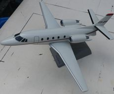 Citation XLS -- Netjet 5 -- Pacific miniatures -- Cessna CS -DXH