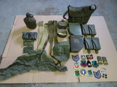 Lot of militaria miscellaneous stuff