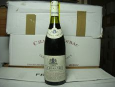 1989 Bouchard Pere & Fils La Romanee Grand Cru - 1 bottle (75cl)