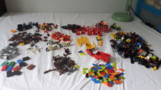 Assorted Lego, various component parts