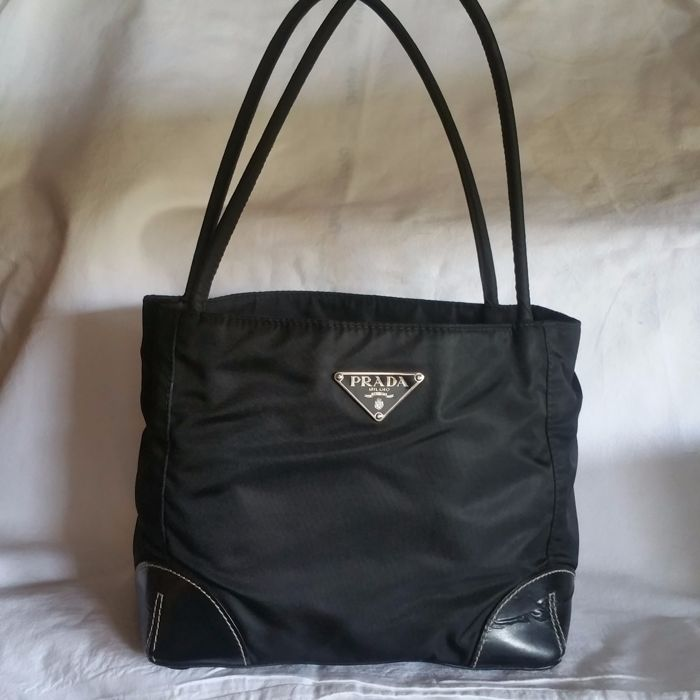 d0bdd57c06 Prada - Nylon Handbag - *No Minimum Price* - Catawiki