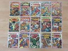 Marvel Comics - Marvel Two-in-One - Complete Series - x100 SC - (1974/1983)
