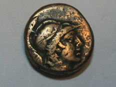 Ancient Greece - PONTUS - Amisos - Ae Era (circa  85-65 B.C.). VF.