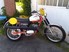 Zundapp - MC/GS 125cc -  1974