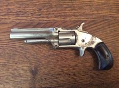 Smith & Wesson U.S.A. Model 1 2nd Issue