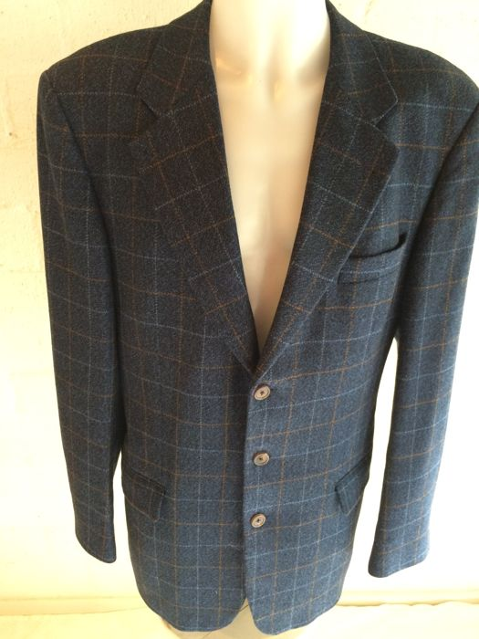 Scabal for Squisito - 100% cashmere coat in new condition