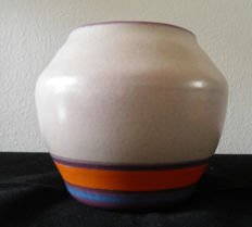 Jan van Ham for '4 Paddestoelen' - Art Deco decorative vase