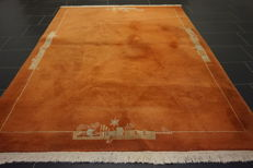 Beautiful hand-knotted oriental carpet – Nepal – designer carpet – 170 x 240 cm