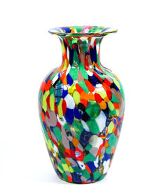 Livio Campanella (Campanella, Murano) - vase from the Mace series