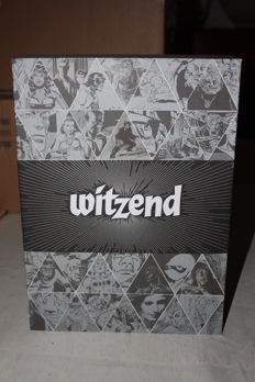 The Complete Witzend Set of 2 Hardcover books - Rare - Fantagraphics (2014)
