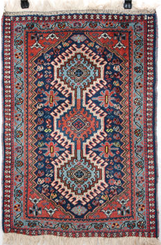 Yalameh with great, rare pattern