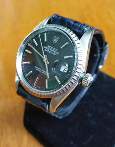 ROLEX Oyster Perpetual Datejust men's watch, 1977