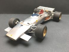 Exoto - Scale 1/18 - Ferrari 312B - Pure line in aluminium finish 1970