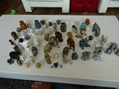 Collection of 67 Elephants
