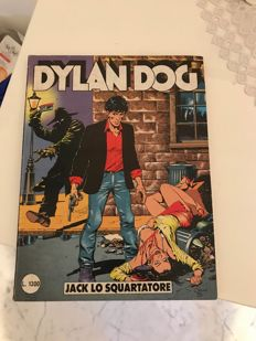 Dylan Dog no. 2 first edition, not a reprint